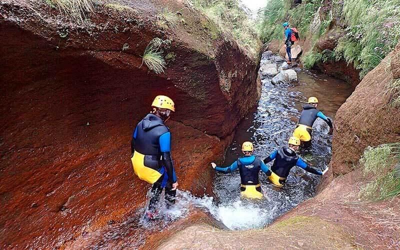 Ribeira das Cales, Madeira Adventure Kingdom