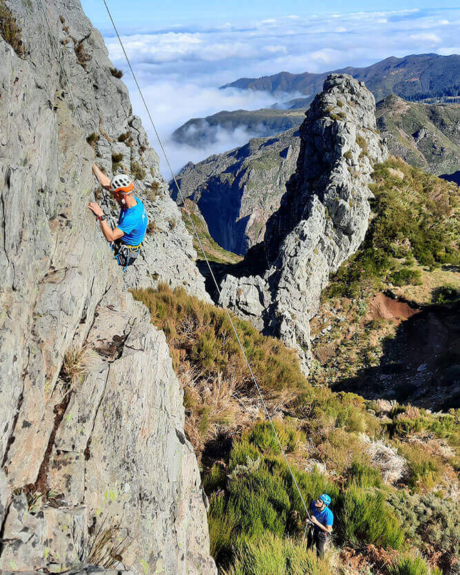 What is Canyoning in Madeira