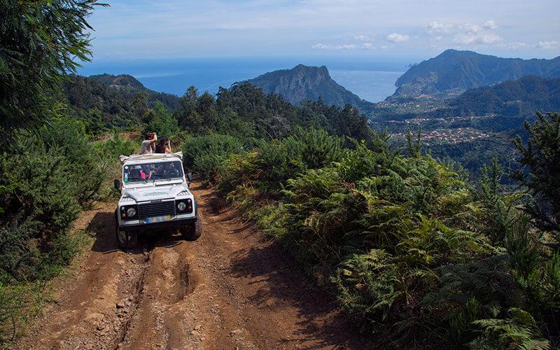 Jeep Safari, Madeira Adventure Kingdom